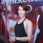 Diệp Lâm Anh diện váy khoe hình xăm cá tính ở lưng